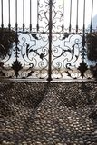 Parco Civico Gate Lake View royalty free stock photography