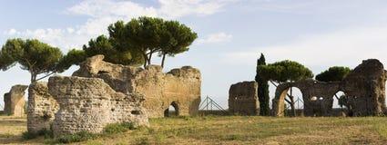 Parco degli Acquedotti - Rome, Italy Stock Photo
