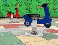 Parco dei bambini Fotografia Stock