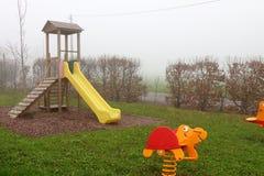 Parco dei bambini Immagini Stock