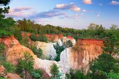 Parco del canyon di provvidenza Fotografie Stock