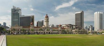 Parco del centro del quadrato di Merdeka fotografie stock libere da diritti