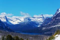 Parco del ghiacciaio Immagine Stock Libera da Diritti