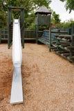 Parco del gioco di avventura di Childs Fotografia Stock