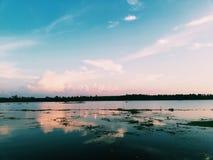 Parco del lago immagini stock libere da diritti