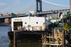 Parco 13 del ponte di Brooklyn Fotografia Stock Libera da Diritti