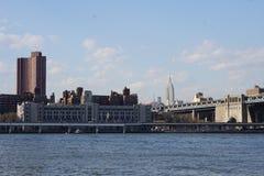 Parco 26 del ponte di Brooklyn Fotografie Stock