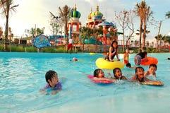 Parco dell'acqua Immagini Stock