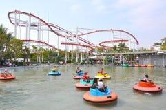 Parco dell'acqua Fotografia Stock