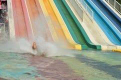 Parco dell'acqua Fotografia Stock Libera da Diritti