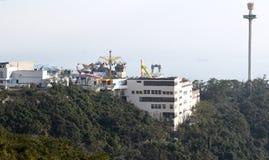 Parco dell'oceano in Hong Kong fotografia stock