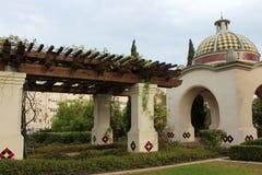 Parco della balboa, San Diego fotografia stock