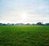 Parco della città fotografia stock libera da diritti