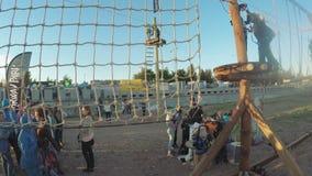 Parco della corda al festival video d archivio