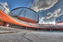 Parco della Musica 库存图片