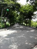 parco della strada del serpente fotografie stock