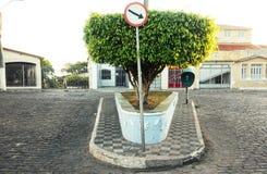 Parco della via Immagini Stock