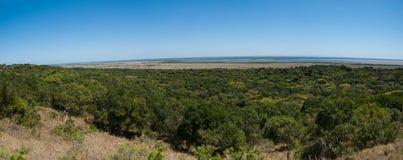 Parco della zona umida di ISimangaliso Fotografia Stock Libera da Diritti