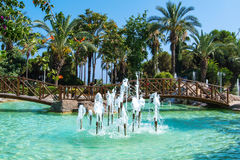 Parco di Alanya Immagini Stock Libere da Diritti