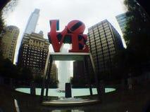 Parco di amore Fotografie Stock Libere da Diritti