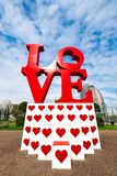 Parco di amore e della gioventù immagini stock libere da diritti