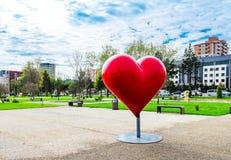 Parco di amore e della gioventù immagini stock