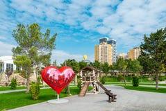 Parco di amore e della gioventù immagine stock libera da diritti