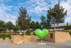 Parco di amore e della gioventù fotografia stock libera da diritti