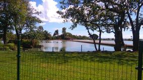 Parco di avventura in Mauritius Immagini Stock Libere da Diritti