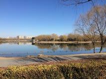 Parco di Chaoyang Fotografia Stock