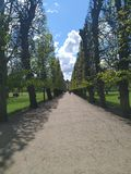 Parco di Copenhaghen fotografie stock libere da diritti