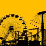 Parco di divertimenti Immagini Stock Libere da Diritti
