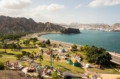Parco di divertimenti costiero Immagini Stock Libere da Diritti