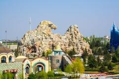 Parco di divertimenti di film di Chang-Chun Fotografie Stock