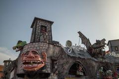 Parco di divertimenti, Prater fotografie stock libere da diritti