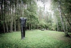 Parco di europa, Lituania Immagini Stock