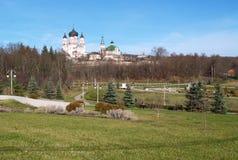 Parco di Feofaniya in Kyiv & in x28; Ukraine& x29; Immagini Stock