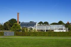 Parco di Frankendael a Amsterdam Fotografia Stock