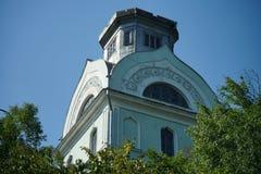 Parco di Korun-Shevchenkivskiy l'ucraina fotografie stock
