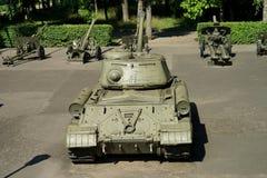 Parco di Korun-Shevchenkivskiy l'ucraina immagini stock