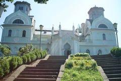 Parco di Korun-Shevchenkivskiy l'ucraina fotografie stock libere da diritti