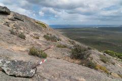 Parco di Le Grand National del capo, Australia occidentale Immagini Stock Libere da Diritti