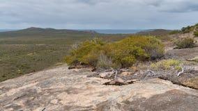 Parco di Le Grand National del capo, Australia occidentale Fotografia Stock
