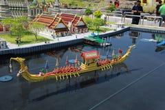 Parco di Legoland Fotografie Stock Libere da Diritti