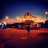 Parco di Lunna Fotografie Stock