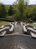 Parco di Maymont fotografia stock