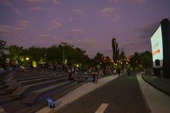 Parco di Moghioros fotografia stock libera da diritti
