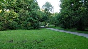 Parco di Monaco di Baviera Immagini Stock Libere da Diritti