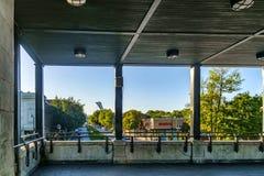 Parco di Morgan (Montreal) immagine stock