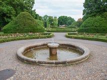 Parco di Oliwa a Danzica La Polonia, Europa Fotografie Stock Libere da Diritti